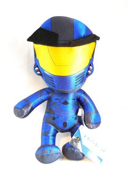 Halo Plüsch Figur Kuscheltier ca. 30cm Blau