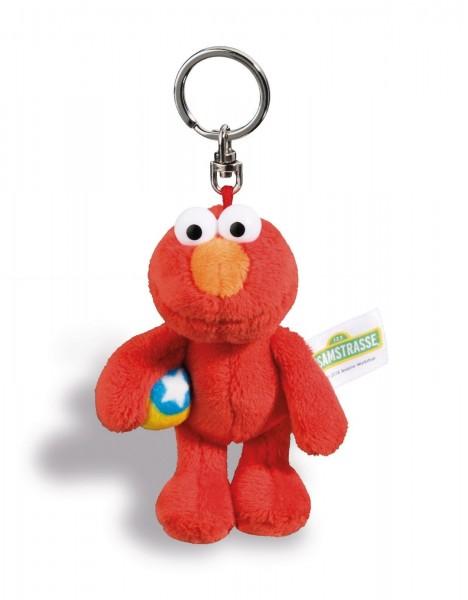 Nici 41961 Elmo aus die Sesamstraße Schlüsselanhänger Bean Bag Plüsch 10cm