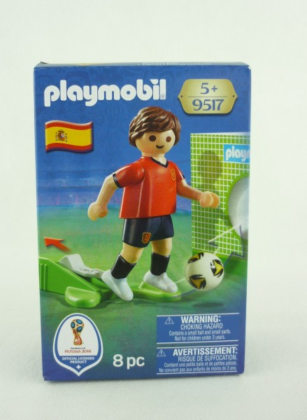Playmobil 9517 FIFA Worldcup Russia 2018 Nationalspieler Spanien