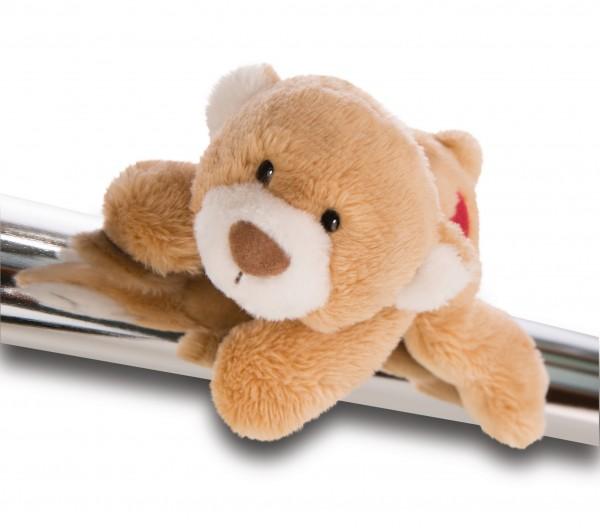 Nici 42603 MagNICI Love Bär mit Herz hellbraun ca 12cm Plüsch