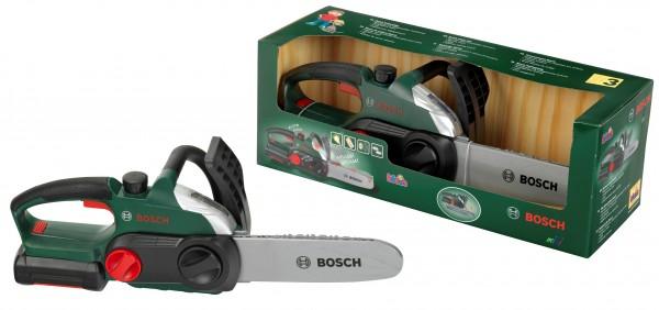 Bosch Mini Kettensäge für Kinder mit Licht und realistischen Sägegeräuschen 8399