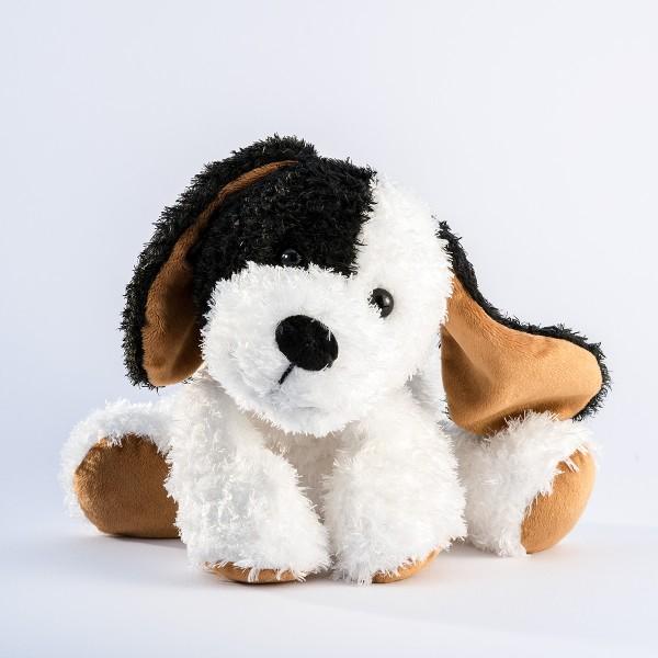 Schaffer 5421 Plüsch Hund Flecki ca 16cm