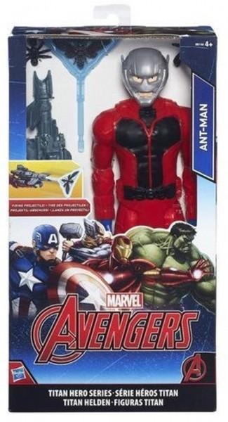 Marvel Avengers Titan Hero Titan Helden Ant-Man Spielfigur B6148