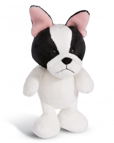 Nici 45101 Französische Bulldogge ca 20cm Dog Friends Schlenker Plüsch