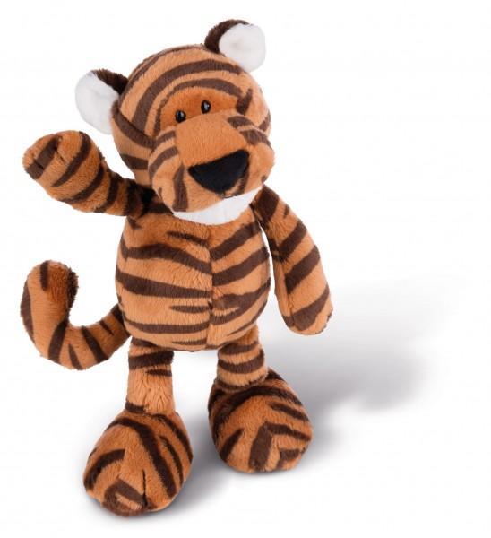 Nici 43902 Tiger Balikou ca 25cm Wild Friends Plüsch Schlenker
