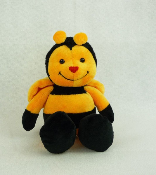 """Schaffer 4350 Biene """"Bine"""" ca 16cm Kuscheltier Plüschtier"""