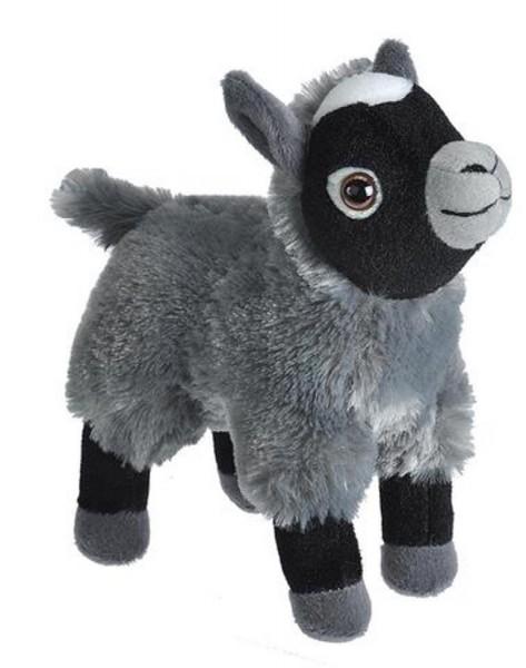 Mini Ziege Goat stehend ca 20cm Plüsch Cuddlekins Wild Republic 18043