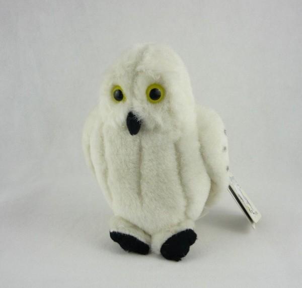 Wild Republic 79622 Snowy Owl Schneeeule ca 16cm Plüsch Kuscheltier