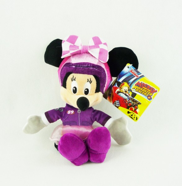 Disney Junior Mickey and the Roadster Racers ca 20cm - Minnie Maus