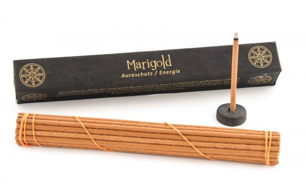 Berk Tibetan Line Räucherstäbchen Marigold HS-525 Auraschutz/ Energie