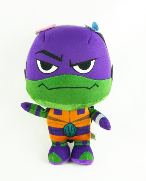Rise of the Teenage Mutant Ninja Turtles TMNT Plüsch ca 28cm Donatello Lila