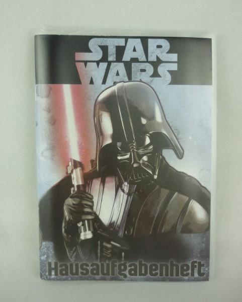 Star Wars Hausaufgabenheft A5 Darth Vader & Stormtrooper Undercover