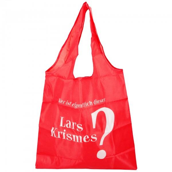 Depesche 11297 Weihnachtlicher Einkaufsbeutel - Wer ist eigentlich Lars Krismes?