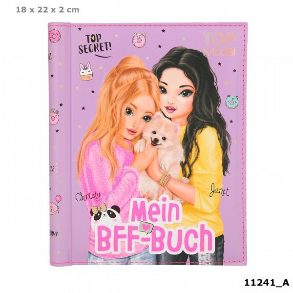 Depesche 11241 TOPModel BFF- Buch Beste Freundinnen Buch Freundebuch