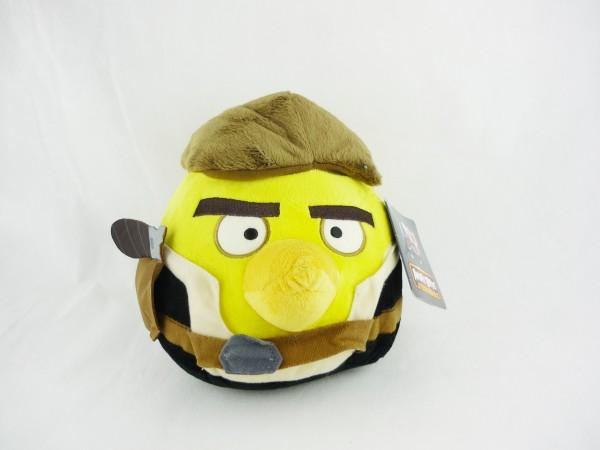 Angry Birds Star Wars 20cm Plüsch Kuscheltier Han Solo 0+
