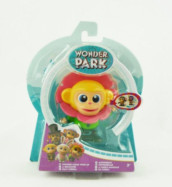 Wonder Park Schimpansen-Figur, Aufziehbar 31022 Blume