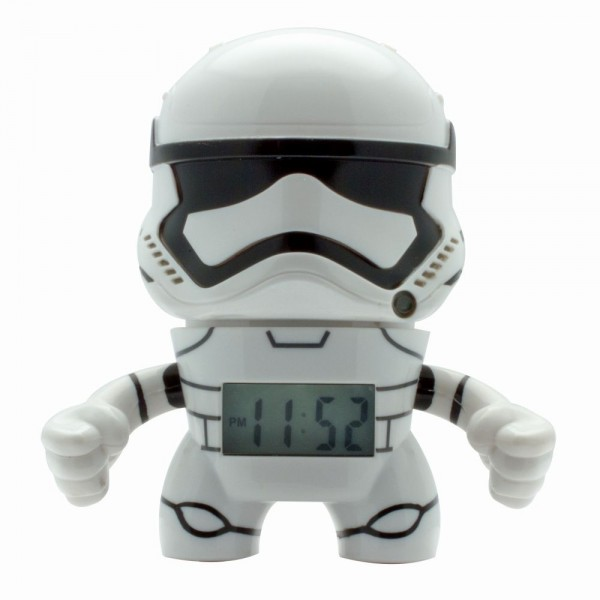 Star Wars Wecker Stormtrooper Bulb Botz Alarm Clock Disney 2020015