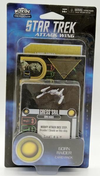 Star Trek Attack Wing - Card Pack Gorn Raider