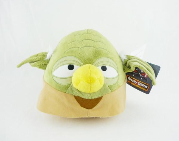 Angry Birds Star Wars 20cm Plüsch Kuscheltier Yoda 0+