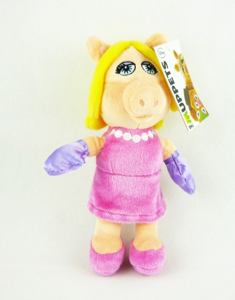 Disney Famosa The Muppets Plüsch Kuscheltier ca 22cm Miss Piggy