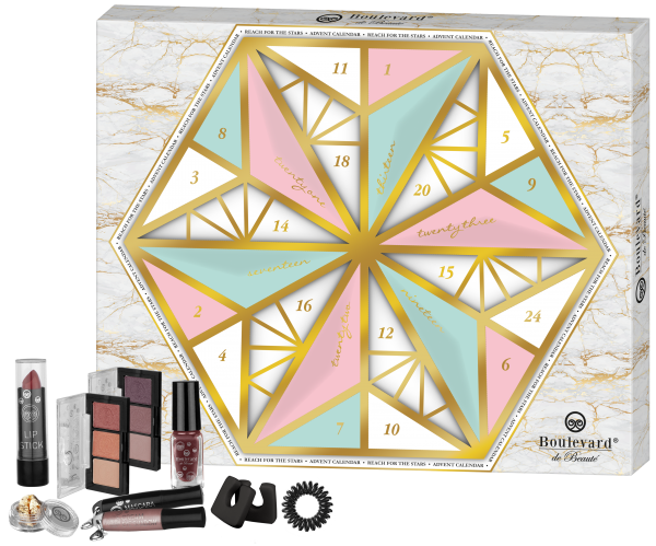 Boulevard de Beauté Adventskalender Reach For The Stars Kosmetik (2143)