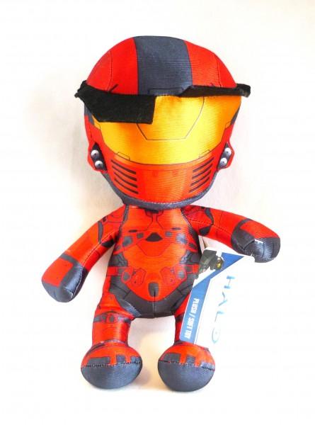 Halo Plüsch Figur Kuscheltier ca. 30cm Rot