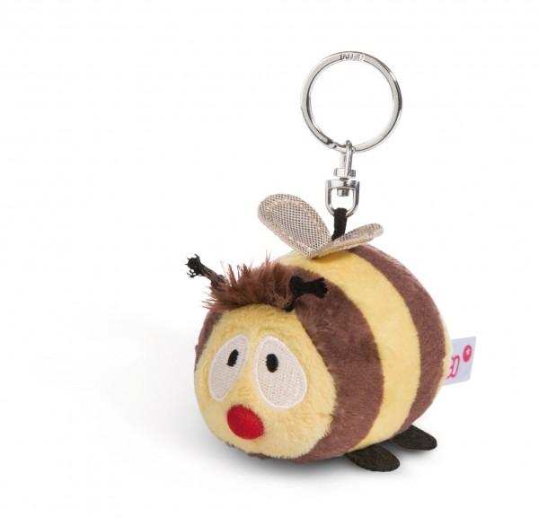 Nici 44478 Schlüsselanhänger Biene Classic Bear Bär ca 8cm Plüsch