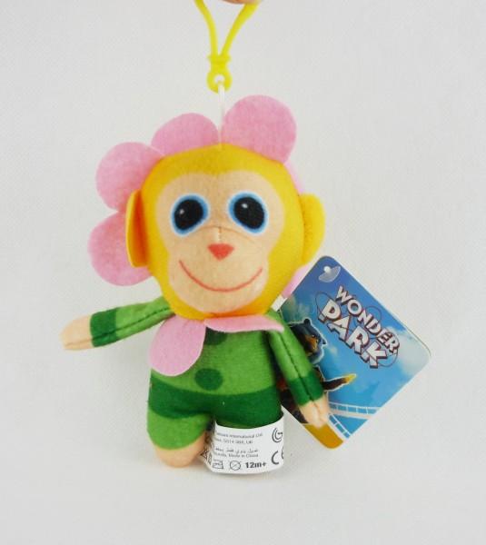 Wonder Park Anhänger Chimps Plüsch ca 14cm - Chimp Blume