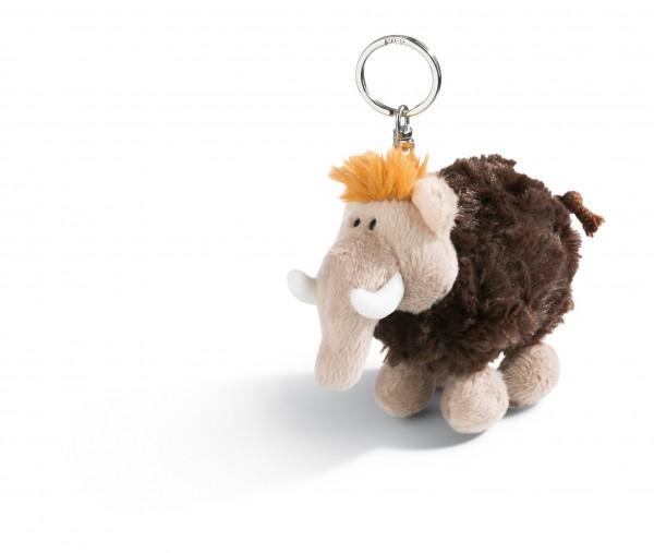 Nici 45305 Schlüsselanhänger Mammut Elke ca 10cm Stone Age Plüsch
