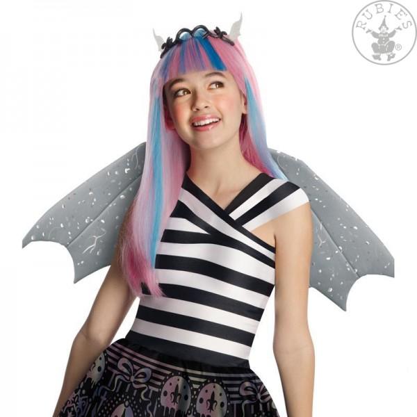 Monster High KinderPerücke Rochelle Goyle Rubies 52720