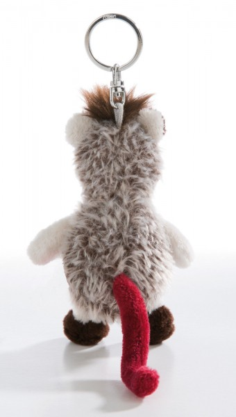 Nici 40503 Opossum Bakaboo Schlüsselanhänger 10cm Bean Bags keychain