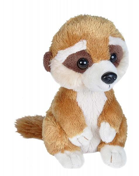 Erdmännchen Meerkat ca 16cm Plüsch Hug ´ems Wild Republic 21130
