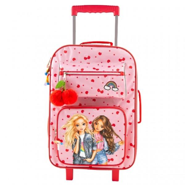 Depesche 10994 TOPModel Koffer Kinderkoffer CHERRY BOMB Candy Talita