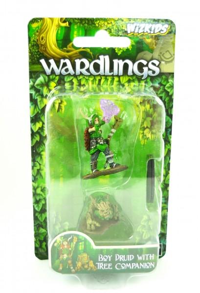 WizKids Wardlings Miniaturfiguren: Boy Druid & Tree Creature WKA73319