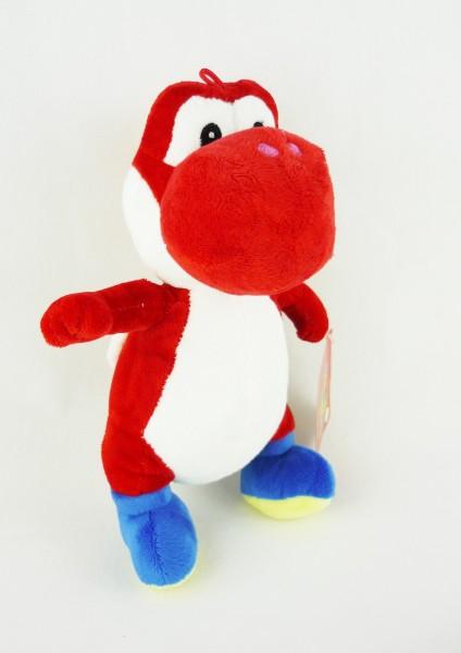 Nintendo Super Mario YOSHI rot Plüsch Kuscheltier ca 21cm
