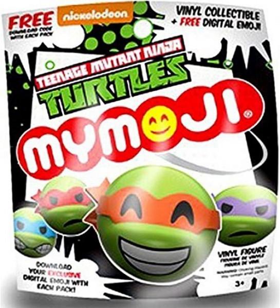 Funko MYMOJI TMNT Teenage Mutant Ninja Turtles Vinyl Figur Blindbag
