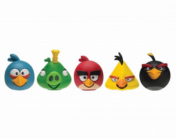 Angry Birds Game Pack Spielset mit 5 beweglichen Gesichtern ANB0121