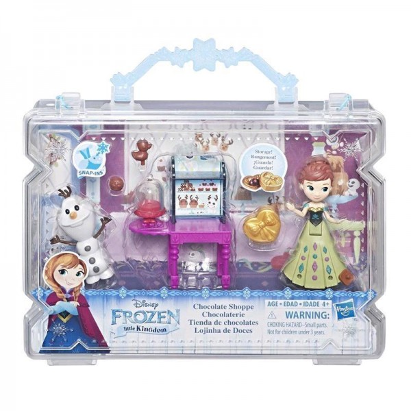 Hasbro Disney Frozen Little Kingdom Annas Chocolaterie E0235EU40
