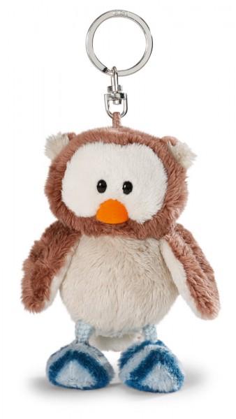 Nici 35902 Eule Oskar Schlüsselanhänger Bean Bag 10cm Plüsch keychain Owl