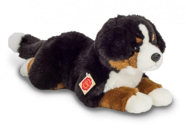 Teddy Hermann 91940 Berner Sennenhund liegend ca. 40cm Plüsch