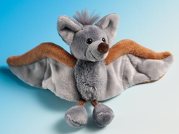 "Schaffer 3518 Magnettier Fledermaus ""Vampi"" Bat Plüsch Plush ca 12cm"