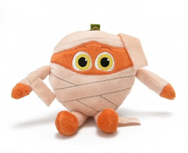 The Misfits Plüsch Gemüse ca 10cm Mumie Orange