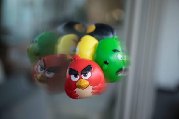 Jazwares Angry Birds Splat Balls Sammeltüte Sammelfigur zur Auswahl