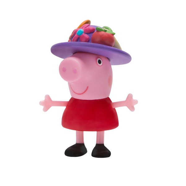 Peppa Pig Wutz Verkleidungsspaß Dress Up Fun Spielset Jazwares 96524