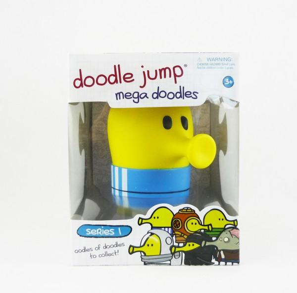 Doodle Jump mega doodles Serie 1 Sammelfigur in Box - Soccer Fußball