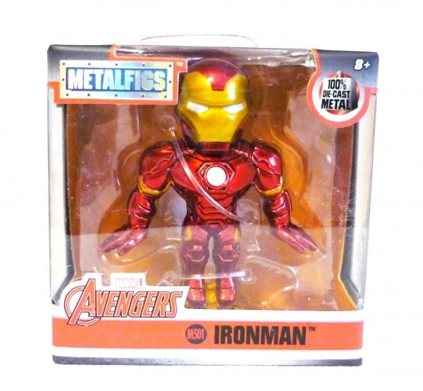 Metalfigs M501 Marvel Avengers Ironman ca 6,5cm Sammelfigur Die-Cast