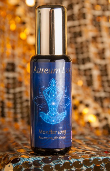 Berk Aureum Lux Spray Energiespray SC-503 Monster Weg