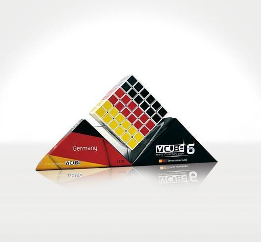 V-Cube 6 Deutschland Germany Geschicklichkeits-Gedulds- Konzentrations-Spiel