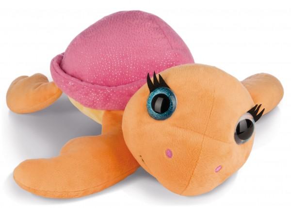 Nici 43398 Sealife orange Schildkröte Sealina ca 45cm Plüsch Kuscheltier