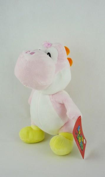 Nintendo Super Mario YOSHI rosa Plüsch Kuscheltier ca 25cm
